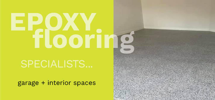 Epoxy Flooring Specialist for garage and exterior spaces